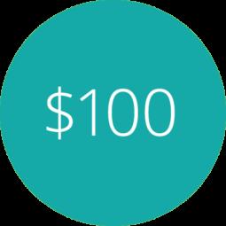 Membership - $100 Level