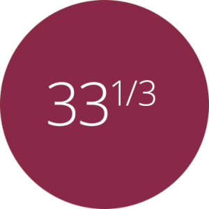 Membership - 33 1/3 Club
