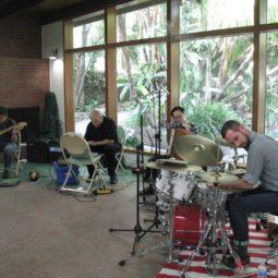 Steuart Liebig, Glenn Bach, Ari DeSano, Ted Byrnes