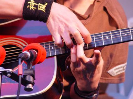 Tetuzi Akiyama (Photo by Anita Pace)