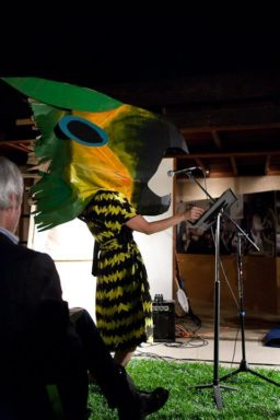 """""""The Stephanie Taylor Songbook"""" performed at Schindler House, West Hollywood, CA, July 23, 2011. ©2011 Wild Don Lewis"""
