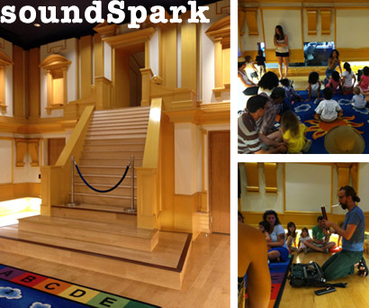 soundSpark logo