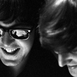 Lennon-McCartney (photo by Robert Whitaker)