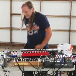 Jeff Boynton at soundShoppe (photo by Joe Potts)