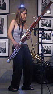 sara schoenbeck, solo horns 2000