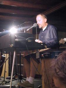 Stephen Prina, 08/24-25/2001